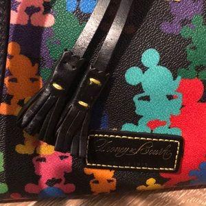 Dooney & Bourke Bags - Dooney &Bourke Mickey Mouse Disney shoulder bag